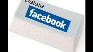 getlinkyoutube.com-حذف همیشگی فسبوک  Delete a Facebook Account