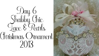 getlinkyoutube.com-Day 6 of 10 Days of Christmas Ornaments with Cynthialoowho