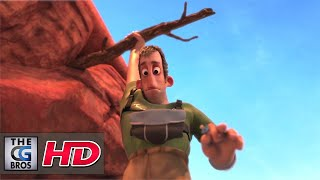 """CGI 3D Animated Short: """"Daddy Cool"""" - by Team DC"""