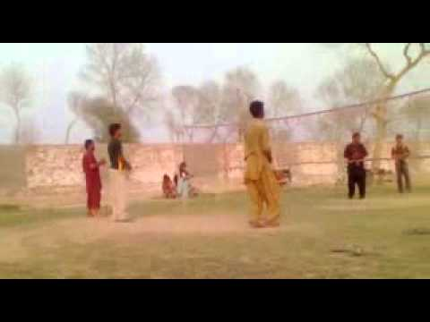 trial match wali ball in shah pur tehsil gojra distt toba take singh young generation   YouTube 2