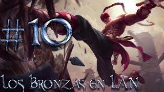 getlinkyoutube.com-Los Bronzas en LAN    Ep 10    ME VIVEN CAGANDO LAS KILLS