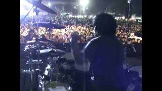 getlinkyoutube.com-กานต์ POTATO Drum solo @Chiang mai