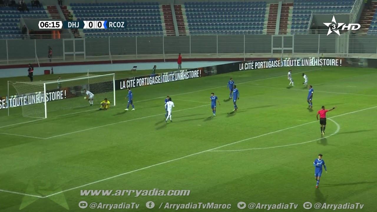 هدف أول ل نادي سريع وادي زم (عبد الله ديارا)