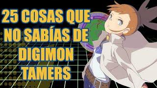 getlinkyoutube.com-25 cosas que NO sabías de Digimon Tamers