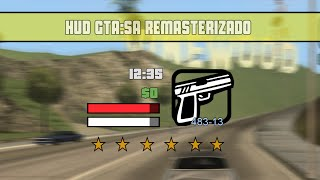 getlinkyoutube.com-Hud GTA:SA Remasterizado, para MTA:SA - Video DEMO