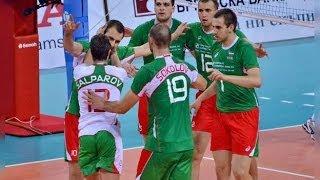 getlinkyoutube.com-Volleyball USA - Bulgaria World League part2 21.6.2014 (3rd match)