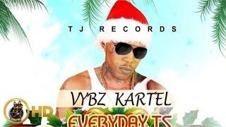 Vybz Kartel - Everyday Is Christmas - November 2015