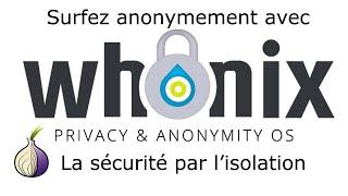 getlinkyoutube.com-Surfez anonymement avec Whonix et Tor