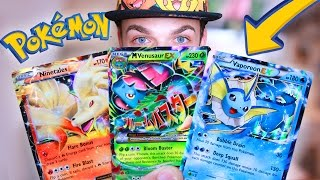 getlinkyoutube.com-Pokemon - EPIC *MEGA* POKEMON CARD OPENING!