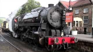 getlinkyoutube.com-U.S.A. S160 no. 6046 on the NYMR