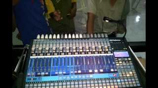 Cara setting sound system Kehilat Alef Taw  Magelang