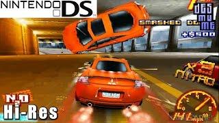 getlinkyoutube.com-Asphalt: Urban GT 2 -  Nintendo DS Gameplay High Resolution (DeSmuME)