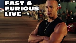 getlinkyoutube.com-The Fast and The Furious Livestream: Every Movie in One Sitting