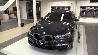BMW 7 Series M 2016 In Depth Review Interior Exterior
