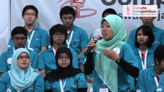 getlinkyoutube.com-Debate Competition 2012 Batch 5 - Penghapusan Ujian Nasional
