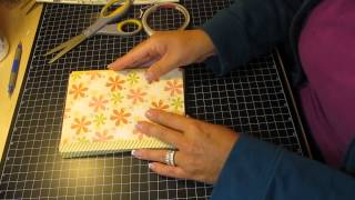 getlinkyoutube.com-Envelope Mini 5 x 7 - Tutorial