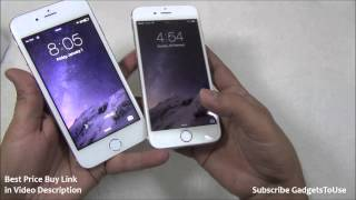 getlinkyoutube.com-Fake iPhone 6 VS Real Orignal iPhone 6, Differences, Build Quality, Identify Fake iPhone