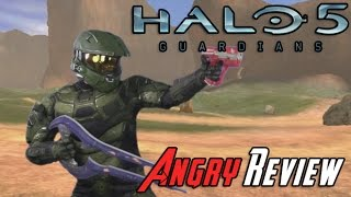 getlinkyoutube.com-Halo 5: Guardians Angry Review