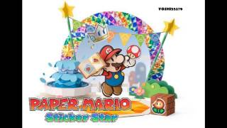 Staff Credits - Paper Mario: Sticker Star OST