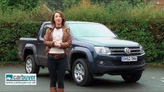 getlinkyoutube.com-Volkswagen Amarok pick-up review - CarBuyer
