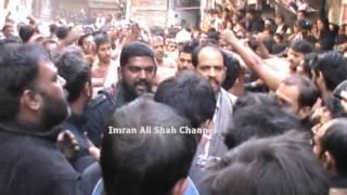 ANSAR PARTY - 23 MUHARAM SHAB-E-DARI JAFFARIA COLONY LAHORE 2013-14 HIJRI /1435 width=