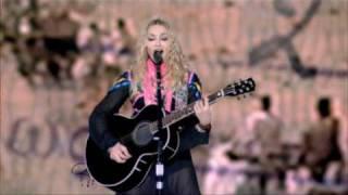 Madonna - Miles Away [Live] (video)