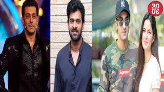 Salman Khan-Prabhas To Team Up? | Ranbir Kapoor Keeps A Tab On Katrina's Insta?