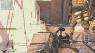getlinkyoutube.com-Call of Duty: Modern Warfare 2 Zombie Infection Mod (gameplay/Karachi)