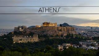 Athens - Timelapse