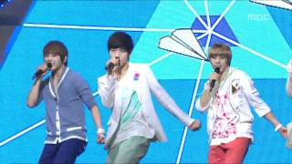 Infinite - Nothing's over, 인피니트 - 낫씽즈 오버, Music Core 20110430