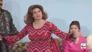 HINA SHAHEEN & SOHAIL AHMED KA ISHQ PECHA - PAKISTANI STAGE DRAMA FULL COMEDY CLIP