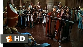 Let My People Go - The Ten Commandments (1/10) Movie CLIP (1956) HD width=