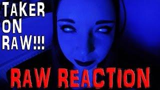 TAKER ON RAW!!! WWE RAW REACTION 9TH JANUARY 2017 width=