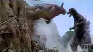 godzilla, mothra, king ghidorah giant monsters al