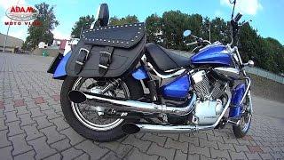getlinkyoutube.com-Motocykl na kat. B Suzuki Intruder VL125