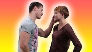 getlinkyoutube.com-Lesbians Try Kissing Men