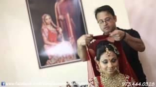 getlinkyoutube.com-Bridal Makeup by Shibbir
