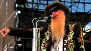 ZZ Top Live at Crossroads