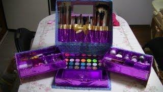 getlinkyoutube.com-Manualidades: Caja Organizadora De Maquillaje - JuanCarlos960