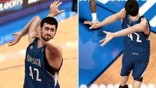 getlinkyoutube.com-OMG Kevin Love BREAKS His Arm In 10 PLACES! NBA 2K14 Next Gen MyCareer Playoffs #54