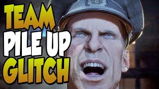 getlinkyoutube.com-'Black Ops 3 Zombies Glitches' Team Pile Up glitch on The Giant [BO3 Zombies Glitches]