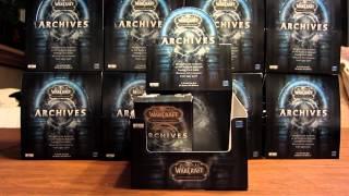 getlinkyoutube.com-Epic WoW TCG Archives Box Break - Spectral Tiger