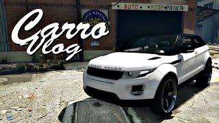 getlinkyoutube.com-GTA V - Carro Vlog - Range rover #29