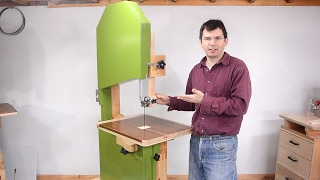 "getlinkyoutube.com-Building the woodgears.ca 20"" bandsaw"
