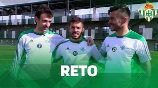 ¿Quién tiene mejor puntería? | RETO | Real Betis Balompié