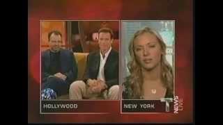 getlinkyoutube.com-Terminator T News Live - Arnold Schwarzenegger, Jonathan Mostow, Kristanna Loken (2003)