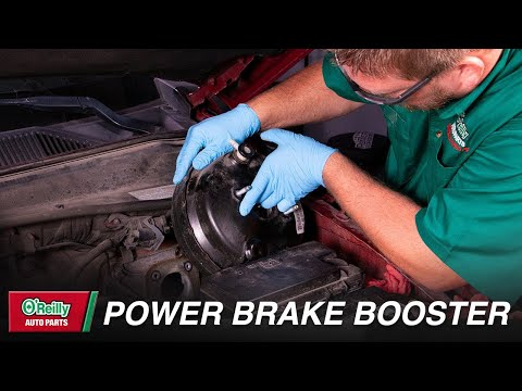 How To: Replace Your Power Brake Booster