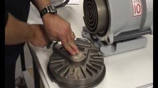 getlinkyoutube.com-Edwards Vacuum Pump XDS5 and XDS10 Tip Seal Change