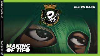 getlinkyoutube.com-GREEN BOYS 05 - w.c vs Raja.C.A - Making of Tifo