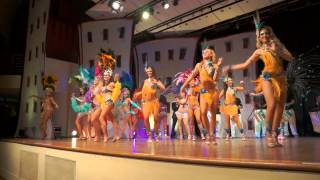 Brazil Central 2012 - Samba Parade (On stage)